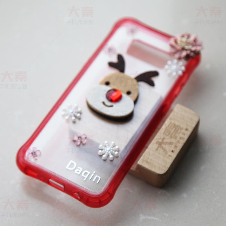 圣诞节手机壳定制