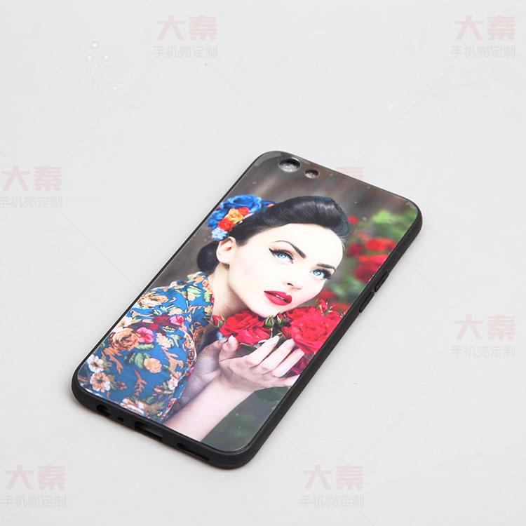 手机玻璃壳DIY定制