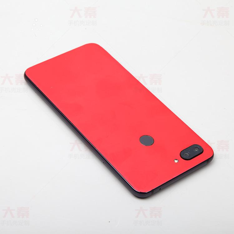小米8青春版手机彩膜